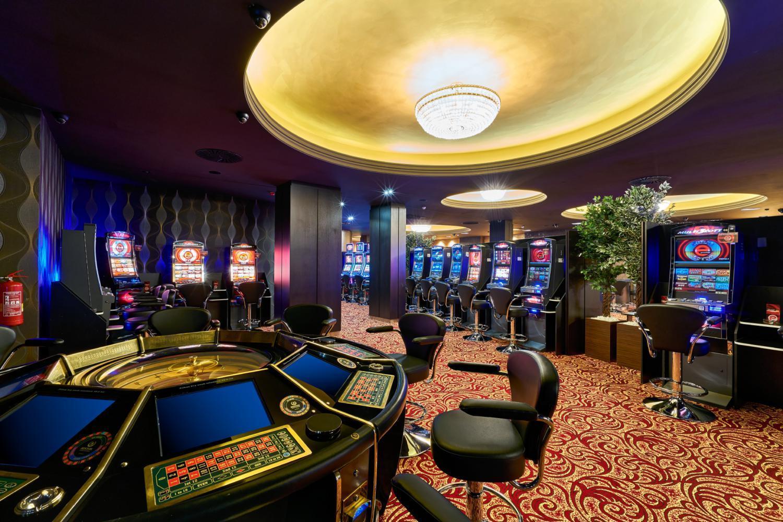 как удалить интерьер казино